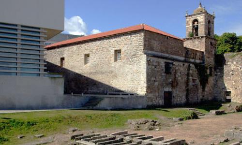 Biblioteca conventual de A Coruña