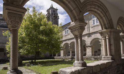 Biblioteca conventual de Lugo