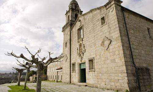 Biblioteca conventual de Ponteareas