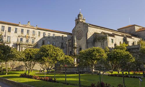 Biblioteca conventual de Pontevedra
