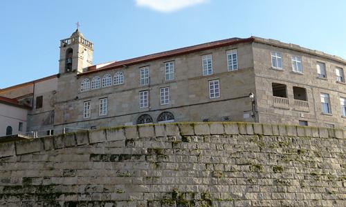 Biblioteca conventual de Vigo