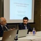 Éxito do seminario sobre divisas e emblemas organizado polo Grupo SIELAE de la UDC e pola Biblioteca de San Francisco