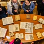 Éxito en el seminario sobre divisas y emblemas organizado por el Grupo SIELAE de la UDC y la Biblioteca de San Francisco