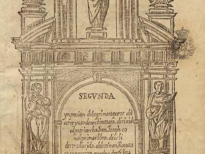 Obra del mes. Agosto 2021. Arte y uso de la Arquitectura. 1639-1665