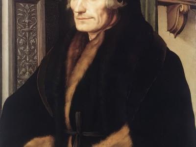 485 años sin Erasmo de Rótterdam